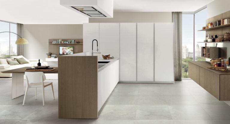 Fact homes Italian kitchen